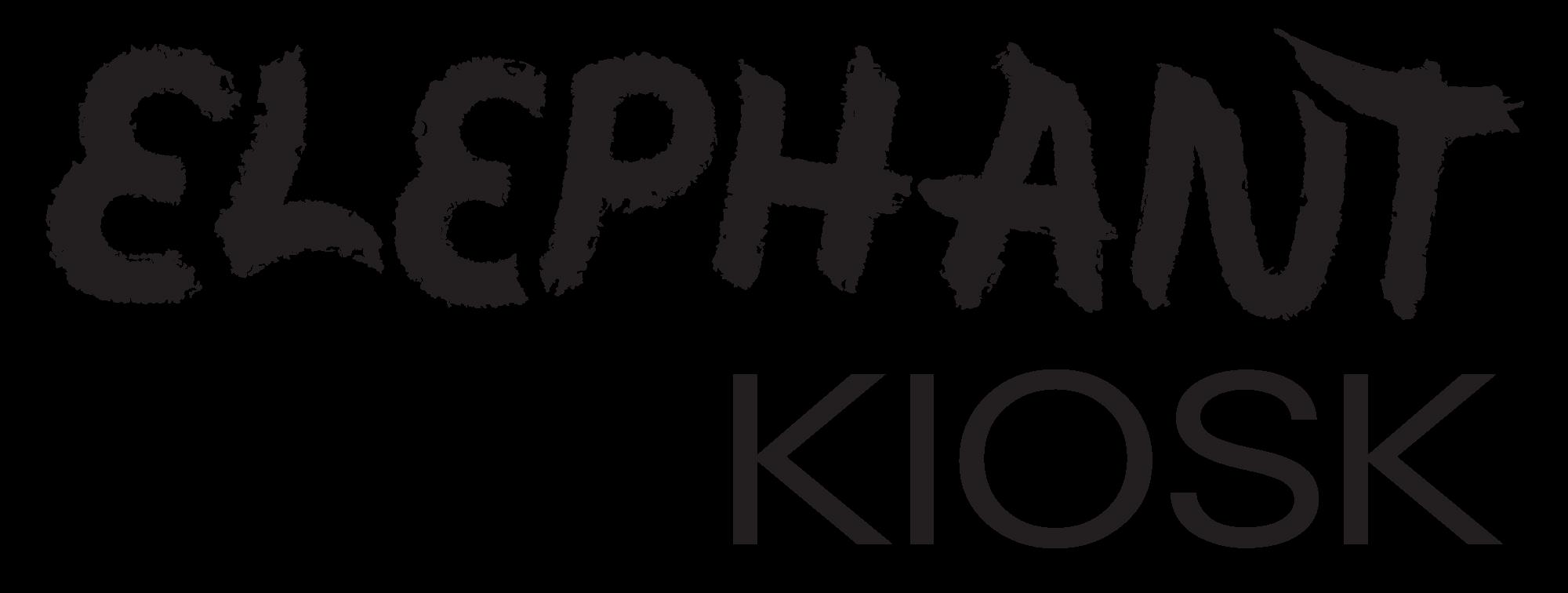 Elephant Kiosk